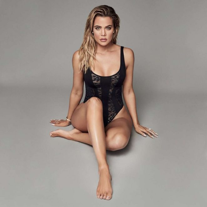 Khloe Kardashian – Good Body Photoshoot 2017