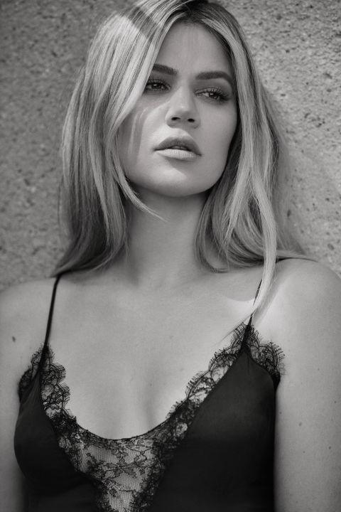 Khloe Kardashian - Harper's Bazaar Photoshoot 2016