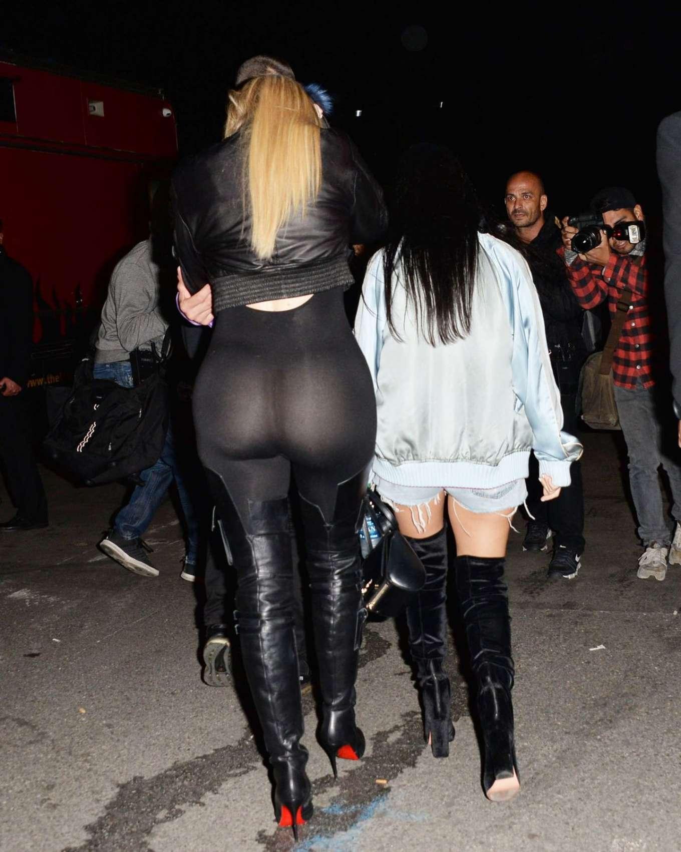 Kardashian ass hole picture