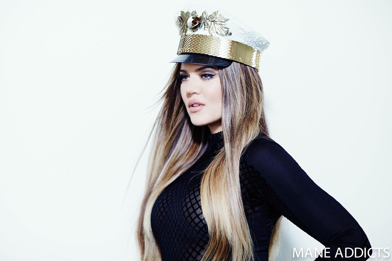 Khloe Kardashian 2015 : Khloe Kardashian: Mane Addicts 2015 -01
