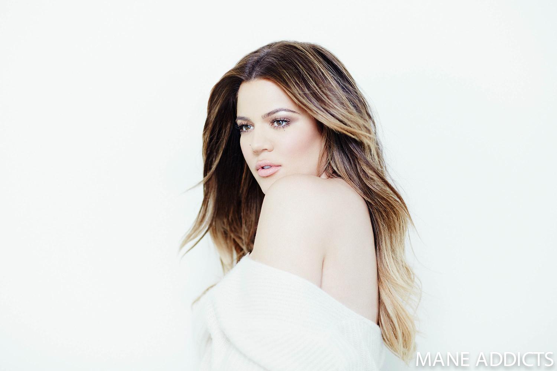 Khloe Kardashian 2015 : Khloe Kardashian: Mane Addicts 2015 -02