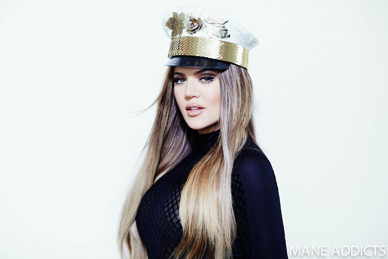 Khloe Kardashian 2015 : Khloe Kardashian: Mane Addicts 2015 -05