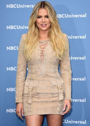 Khloe Kardashian - NBCUniversal Upfront Presentation 2016 in New York City