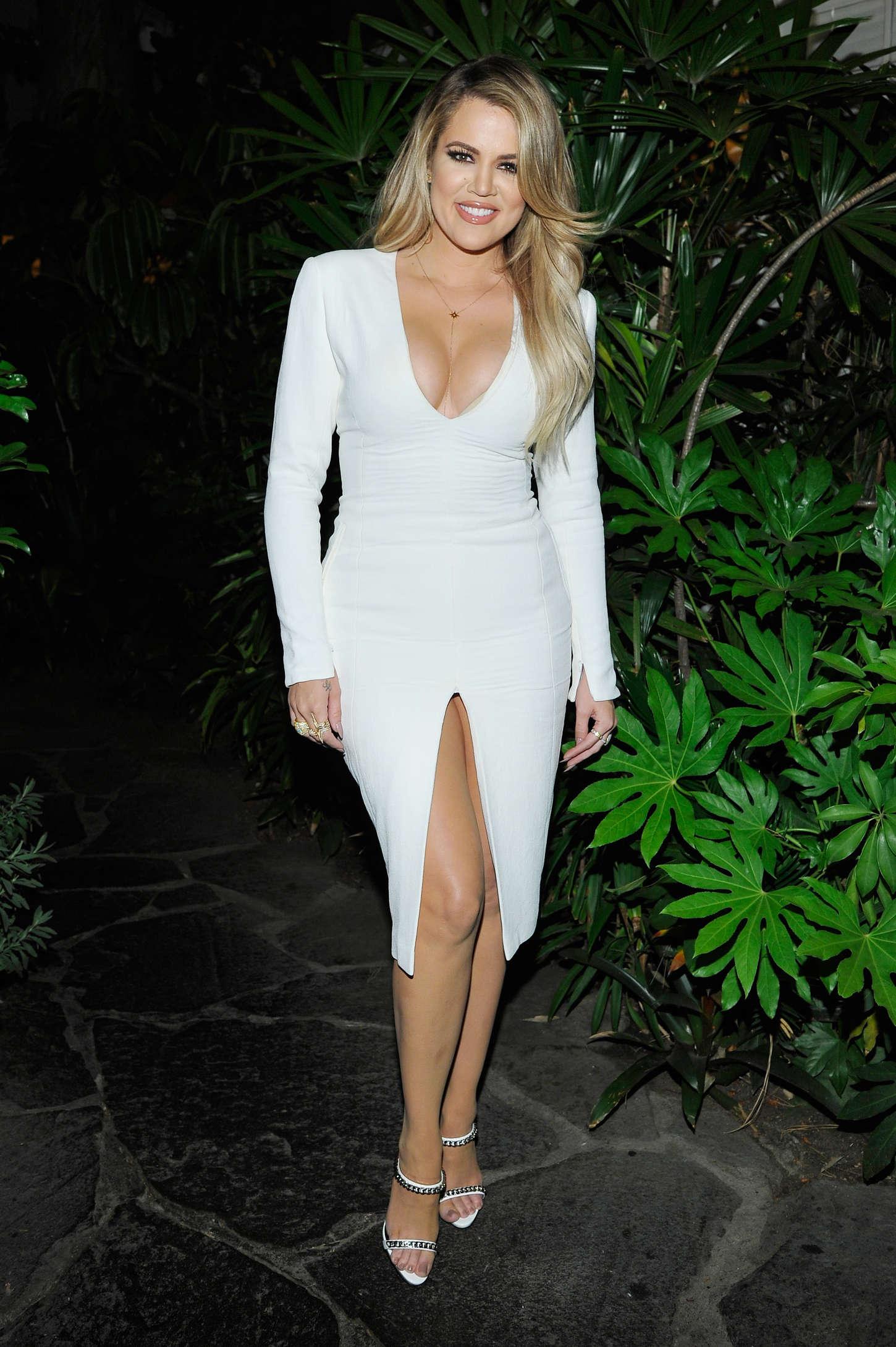 Khloe Kardashian 2015 : Khloe Kardashian: Opening Ceremony and Calvin Klein Jeans Denim Series Celebration Launch -03
