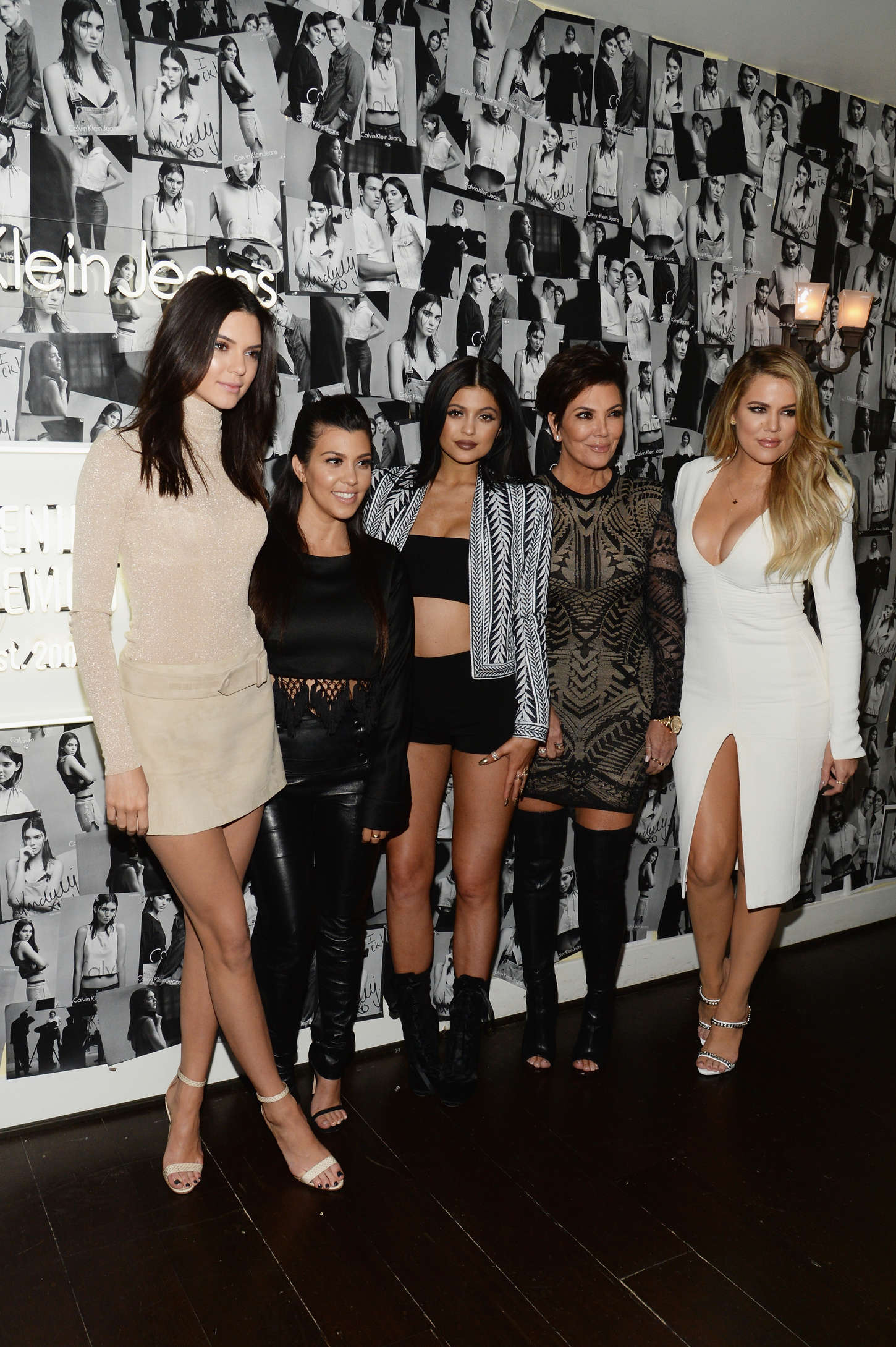 Khloe Kardashian 2015 : Khloe Kardashian: Opening Ceremony and Calvin Klein Jeans Denim Series Celebration Launch -05