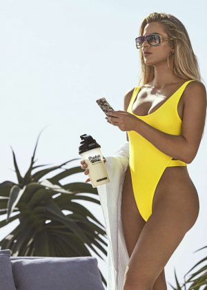 Khloe Kardashian - Protein World Swimsuit Collection 2017