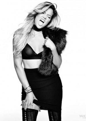 Khloe Kardashian: Yahoo Style Photoshoot -02