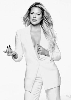 Khloe Kardashian: Yahoo Style Photoshoot -03