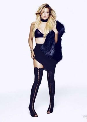 Khloe Kardashian: Yahoo Style Photoshoot -08