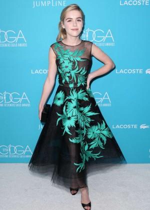 Kiernan Shipka - 2015 Costume Designers Guild Awards in Beverly Hills