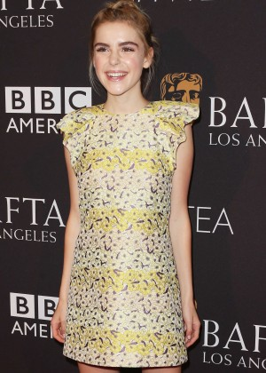 Kiernan Shipka - 2015 BAFTA Los Angeles TV Tea in Beverly Hills