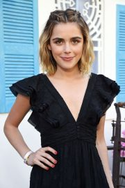 Kiernan Shipka - 5th Annual ZOEasis at Coachella Valley Music and Arts Festival in Palm Springs