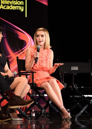 Kiernan Shipka - A Farewell to 'Mad Men' Presented by the Television Academy in Hollywood