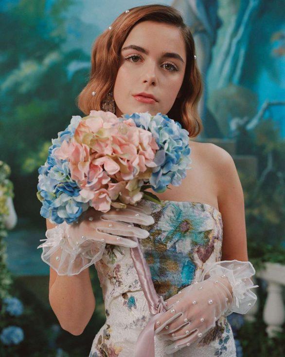 Kiernan Shipka by Daria Kobayashi Ritch Photoshoot 2019