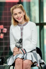 Kiernan Shipka - Discusses 'Chilling Adventures of Sabrina' at Build Studio in NYC