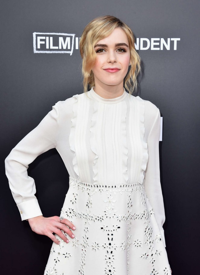 Kiernan Shipka - 'Mad Men' Live Read in LA