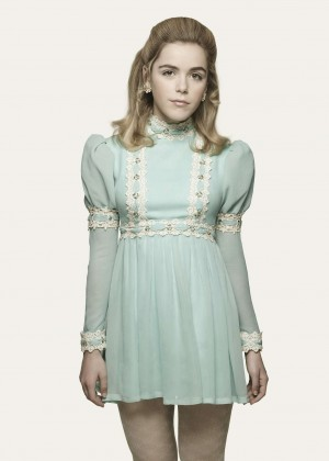 "Kiernan Shipka - ""Mad Men"" Season 7 Promo Still"