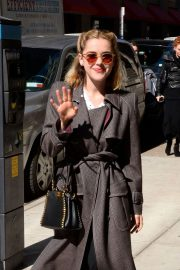 Kiernan Shipka - Out in Midtown in NYC