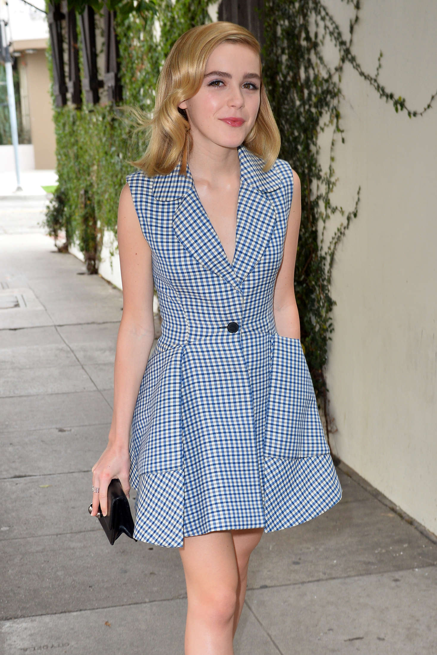 Kiernan Shipka 2016 : Kiernan Shipka: W Magazines It Girl Luncheon -11
