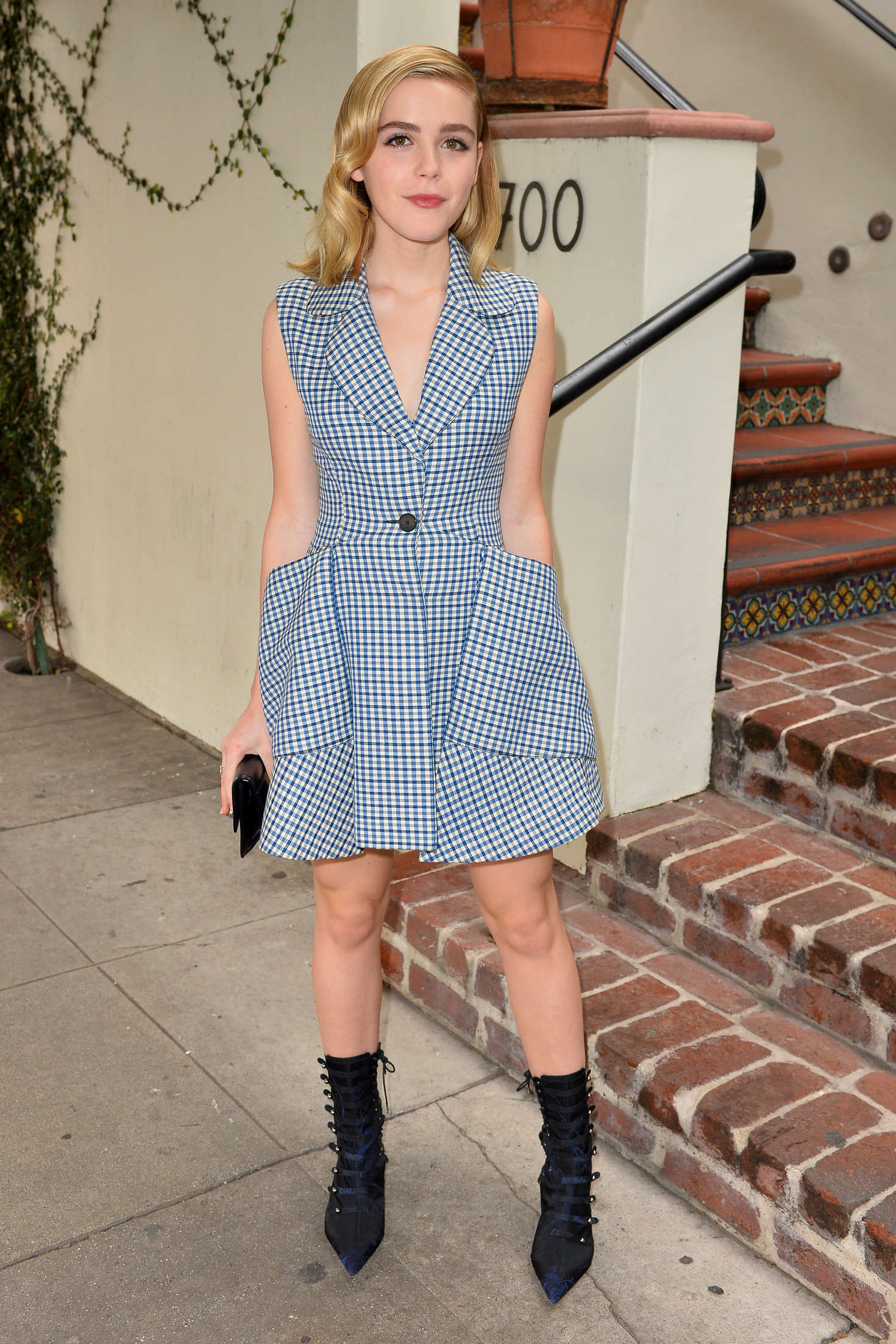 Kiernan Shipka 2016 : Kiernan Shipka: W Magazines It Girl Luncheon -15