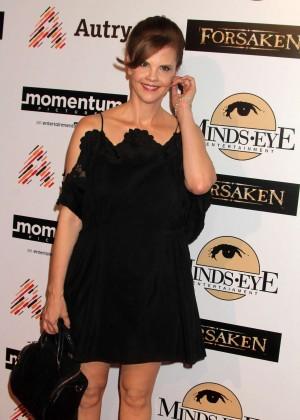 Kiersten Warren - 'Forsaken' Screening in Los Angeles