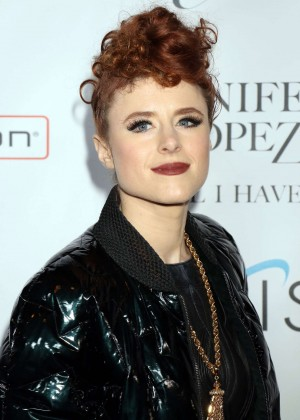 Kiesza - Opening night of Jennifer Lopez's 'All I Have' Residency in Las Vegas