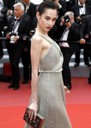 Kiko Mizuhara - 'Yomeddine' Premiere at 2018 Cannes Film Festival