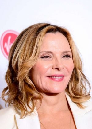 Kim Cattrall - British Academy Television Awards 2017 in ...  Kim Cattrall