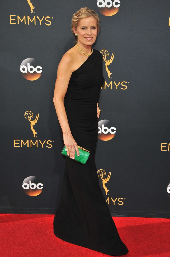 Kim Dickens - 2016 Emmy Awards in Los Angeles