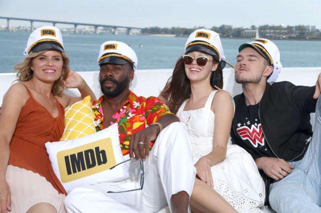 Kim Dickens and Alycia Debnam-Carey – IMDboat At San Diego Comic-Con 2017