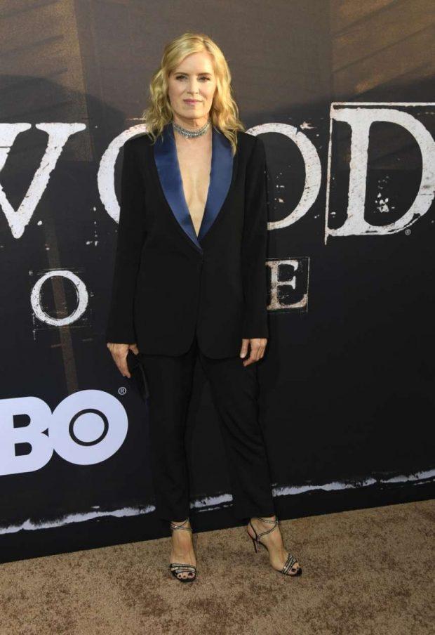 Kim Dickens 2019 : Kim Dickens: Deadwood LA Premiere -05