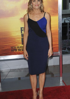 Kim Dickens - 'Fear The Walking Dead' Premiere in LA