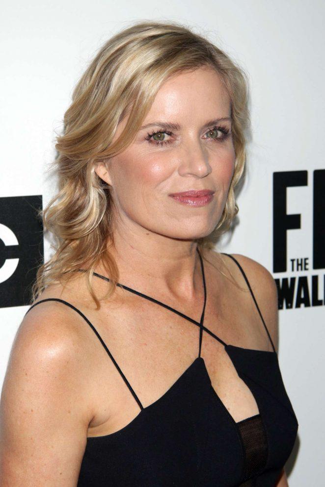 Kim Dickens - FYC 'The Walking Dead' and 'Fear the Walking Dead' in Los Angeles