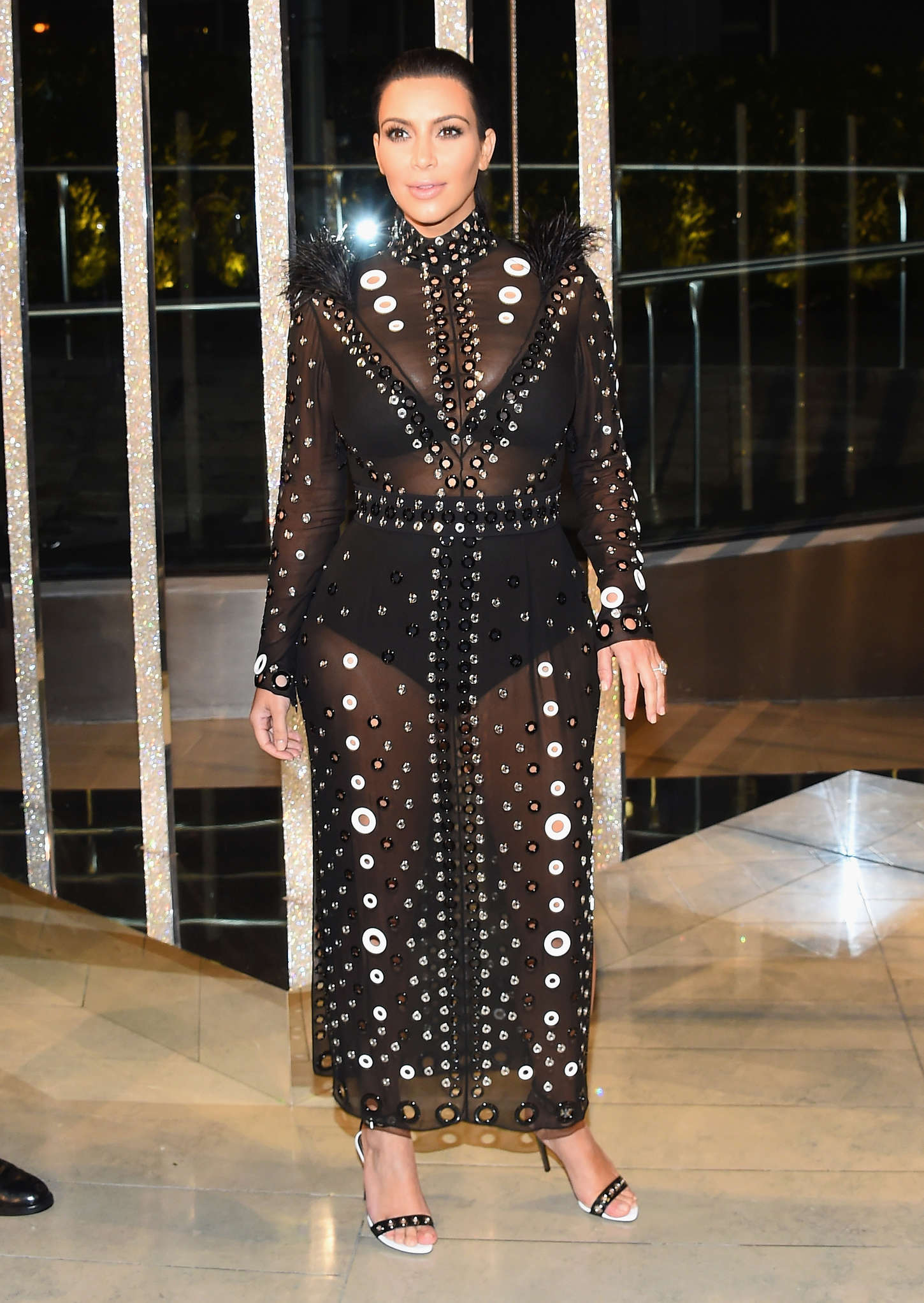 Kim Kardashian 2015 Cfda Fashion Awards 19 Gotceleb