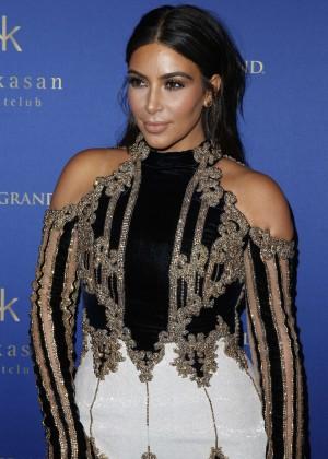 Kim Kardashian - 2016 Hakkasan Nightclub Celebrates in Las Vegas