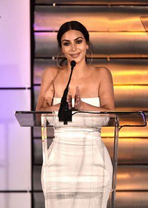 Kim Kardashian - 2017 Impact Awards Annual Gala in Beverly Hills