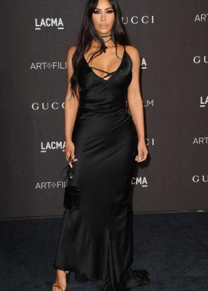 Kim Kardashian - 2018 LACMA Art+Film Gala in Los Angeles
