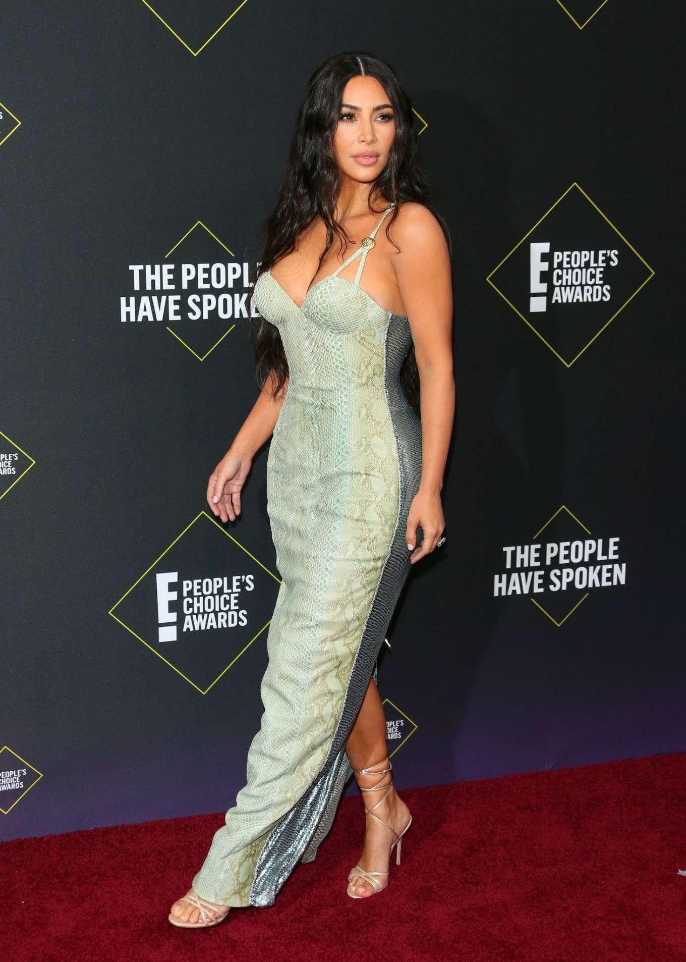 Kim Kardashian 2019 : Kim Kardashian – 2019 E! Peoples Choice Awards in Santa Monica-16