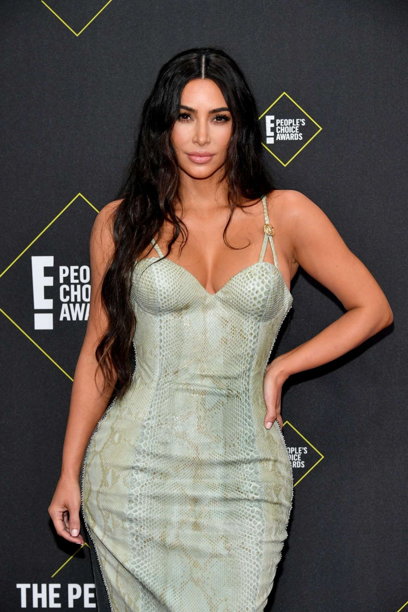 Kim Kardashian 2019 : Kim Kardashian – 2019 E! Peoples Choice Awards in Santa Monica-39