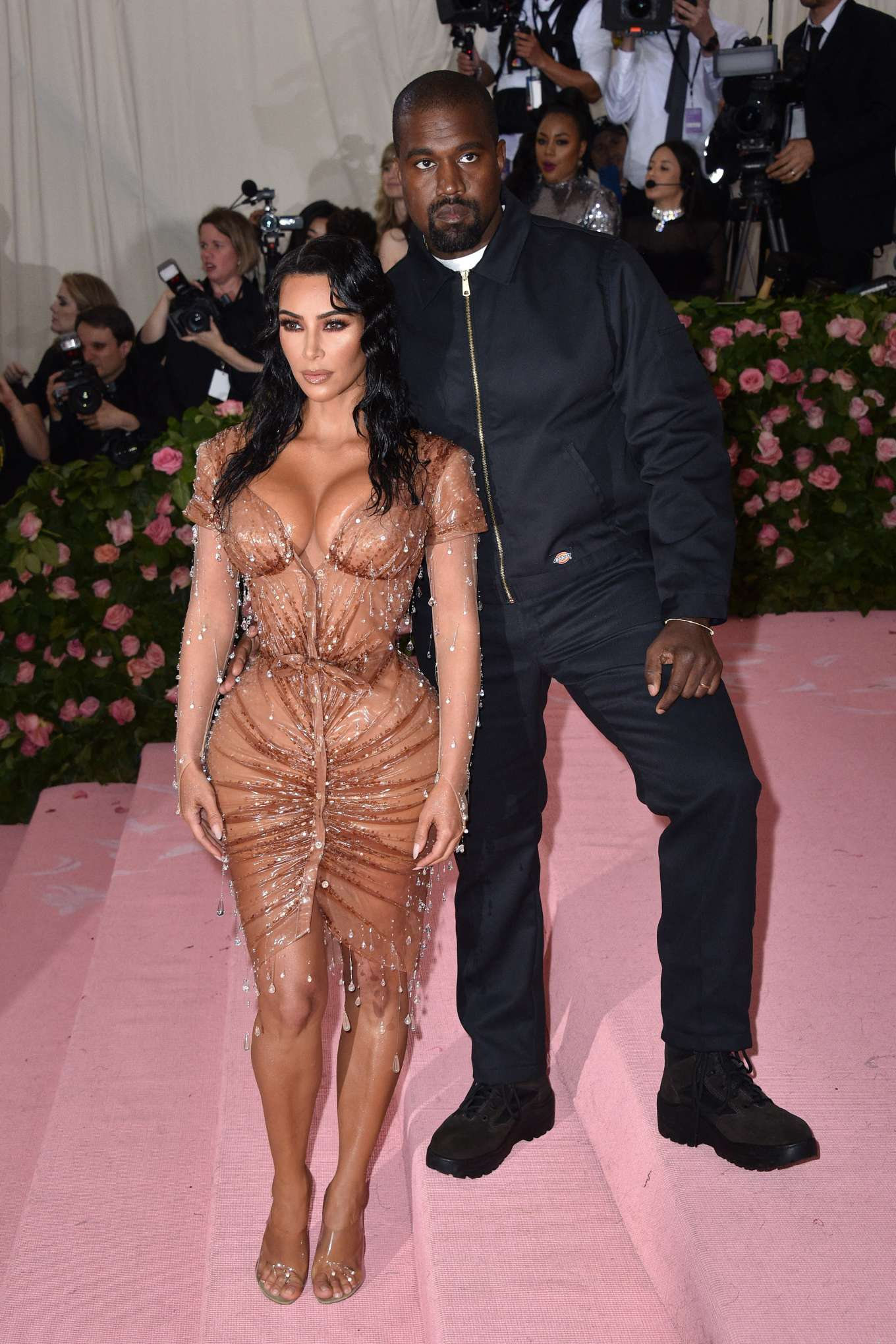 Kim Kardashian 2019 : Kim Kardashian: 2019 Met Gala -02