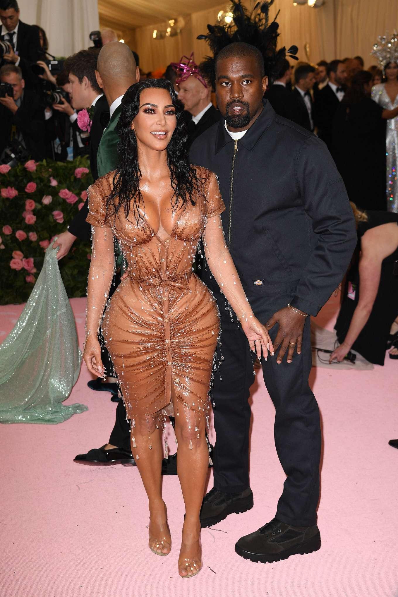 Kim Kardashian 2019 : Kim Kardashian: 2019 Met Gala -03