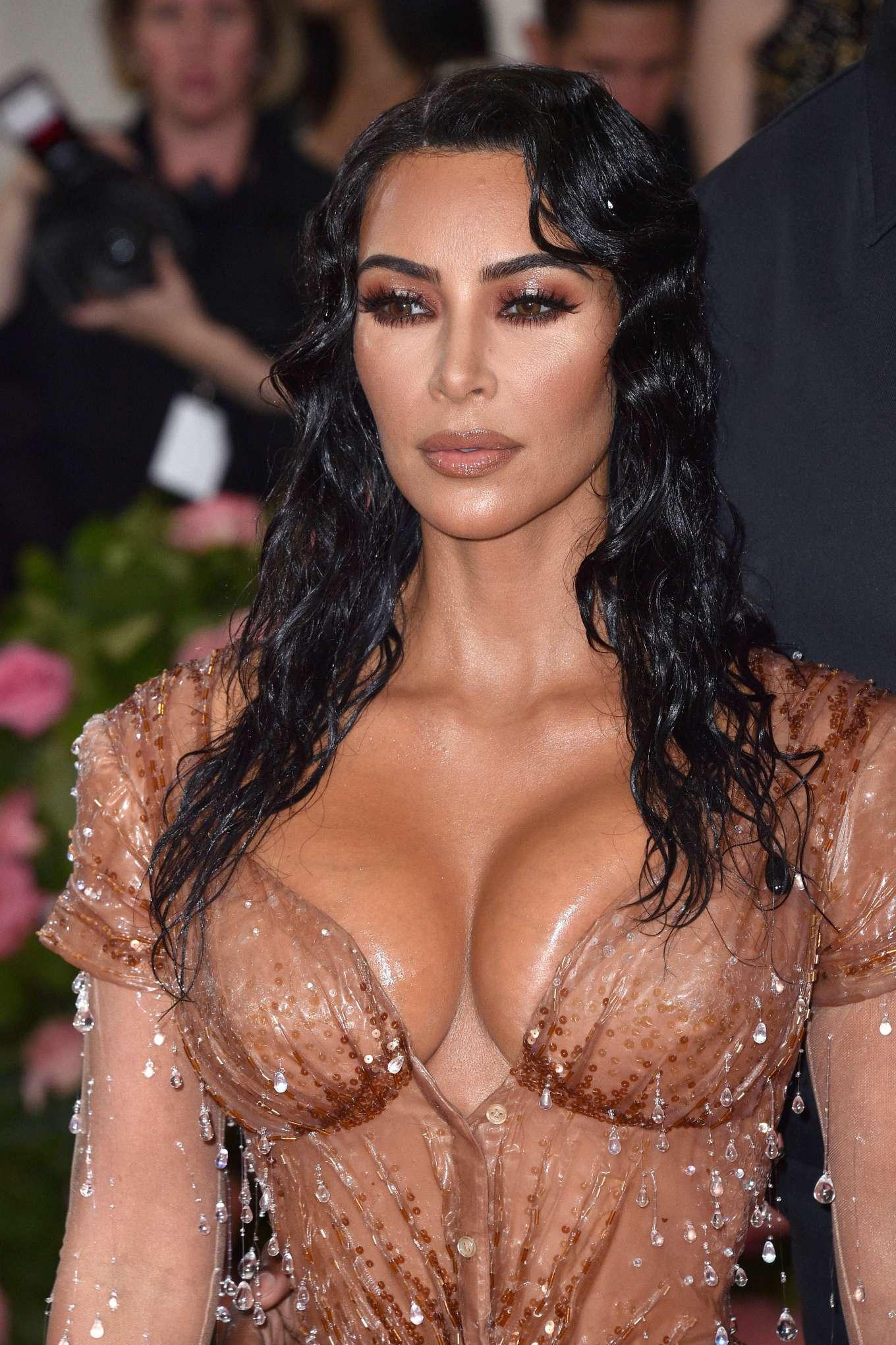 Kim Kardashian 2019 : Kim Kardashian: 2019 Met Gala -04