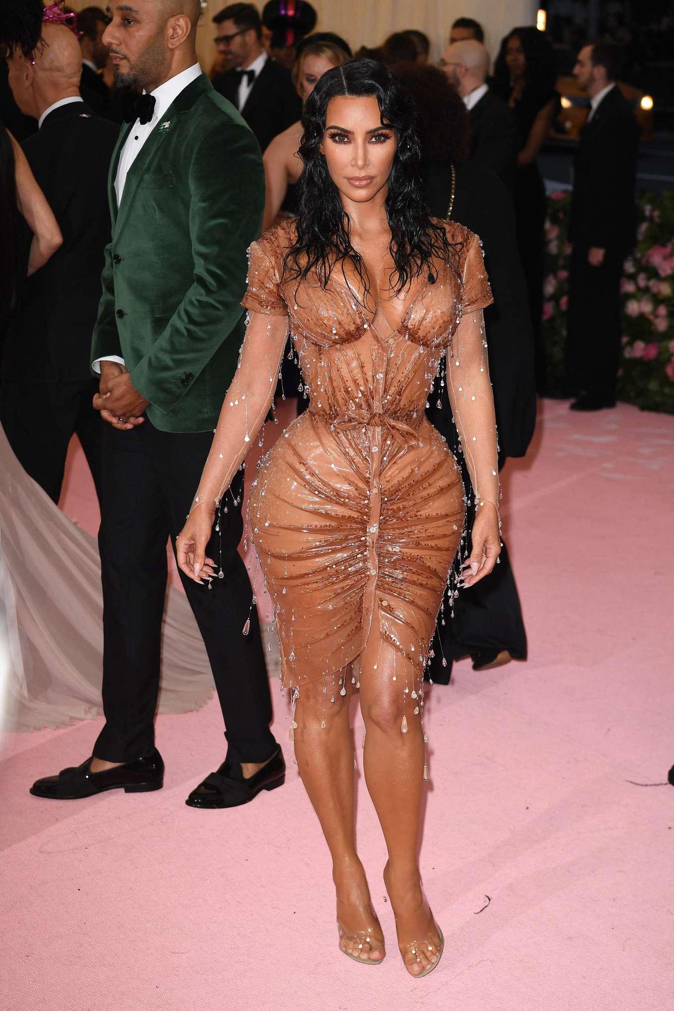 Kim Kardashian 2019 : Kim Kardashian: 2019 Met Gala -05