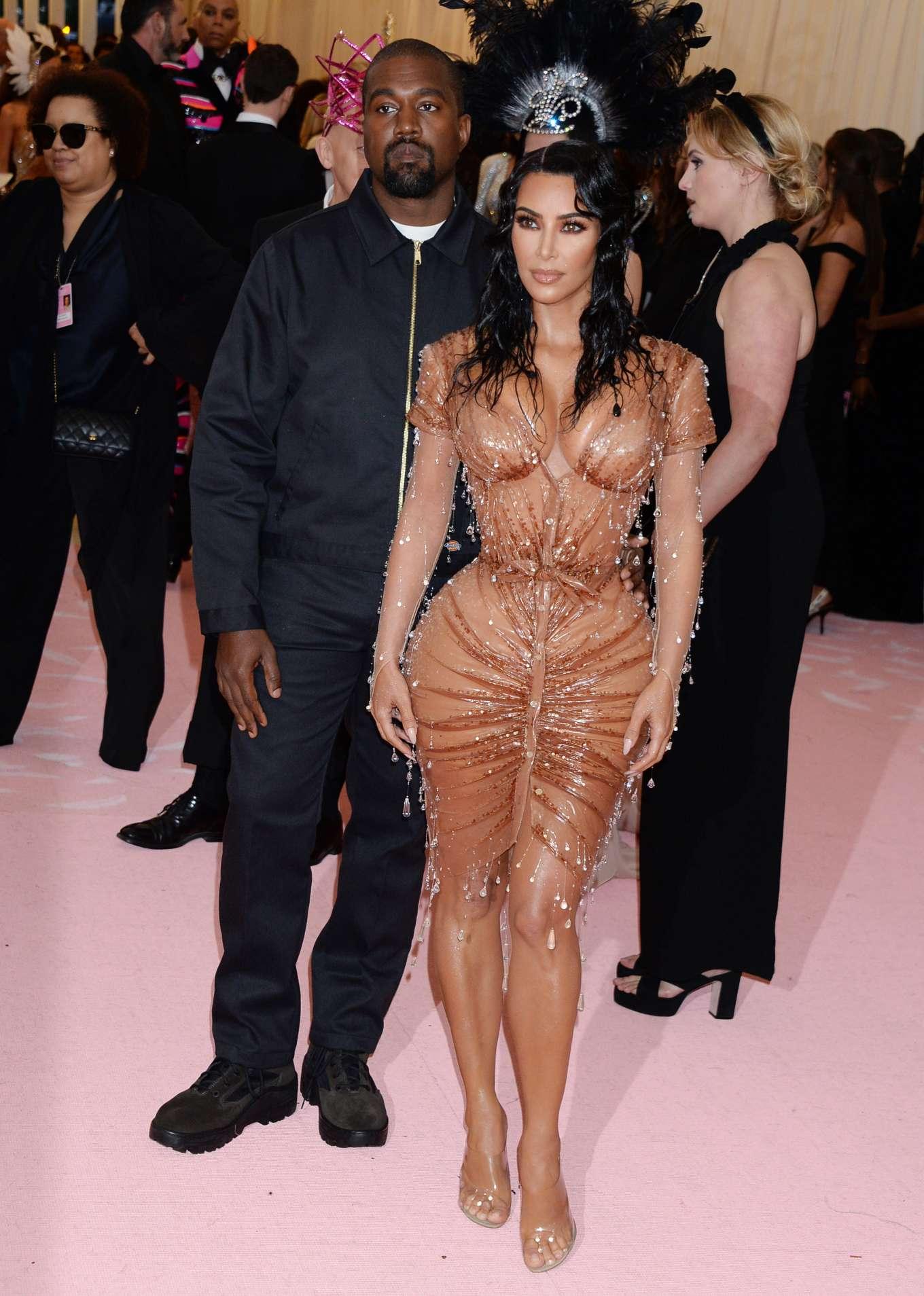 Kim Kardashian 2019 : Kim Kardashian: 2019 Met Gala -06
