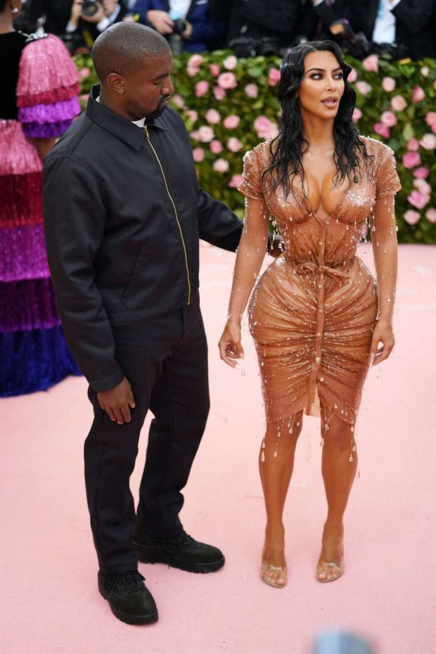 Kim Kardashian 2019 : Kim Kardashian: 2019 Met Gala -07