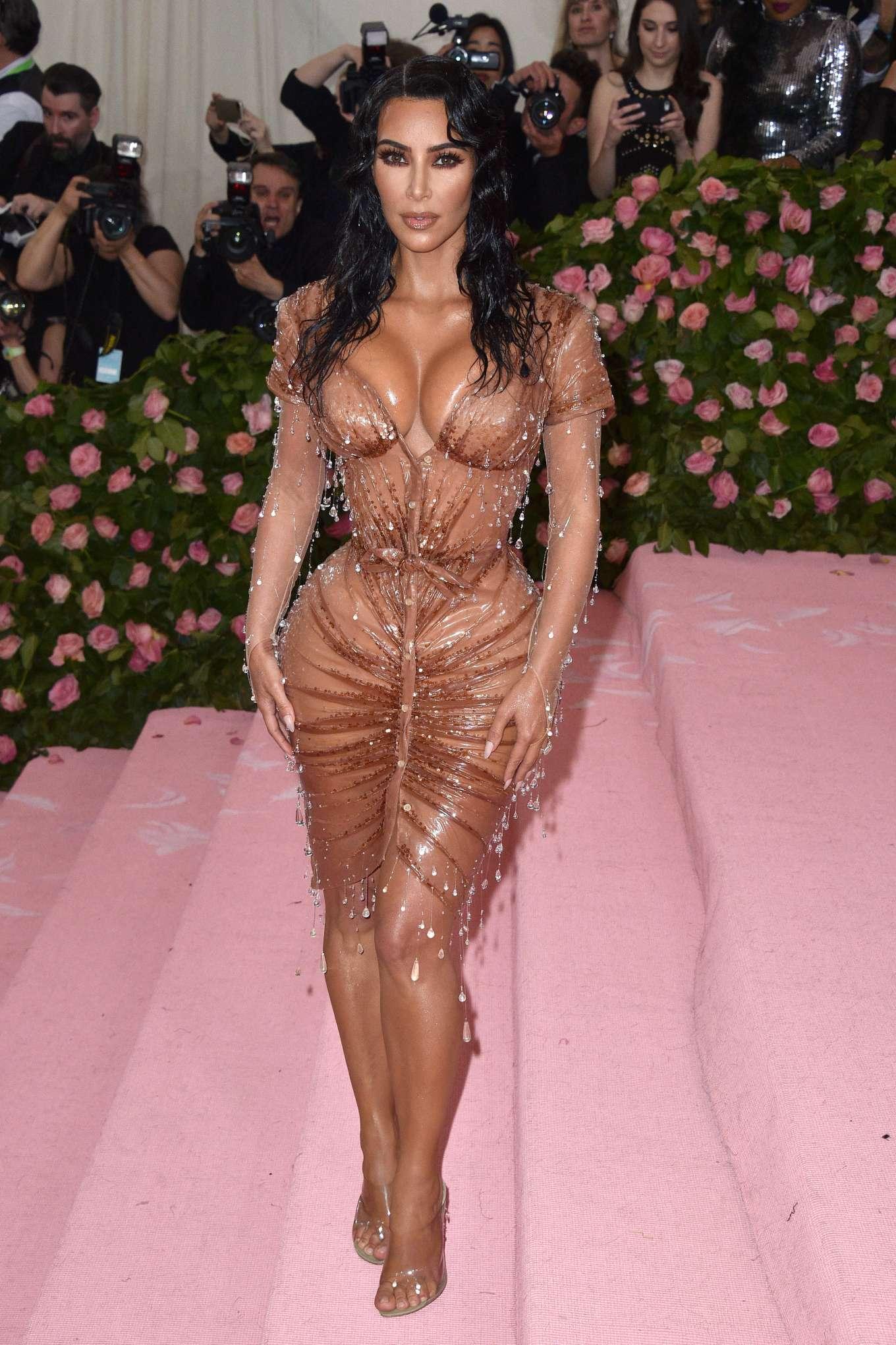 Kim Kardashian 2019 : Kim Kardashian: 2019 Met Gala -09