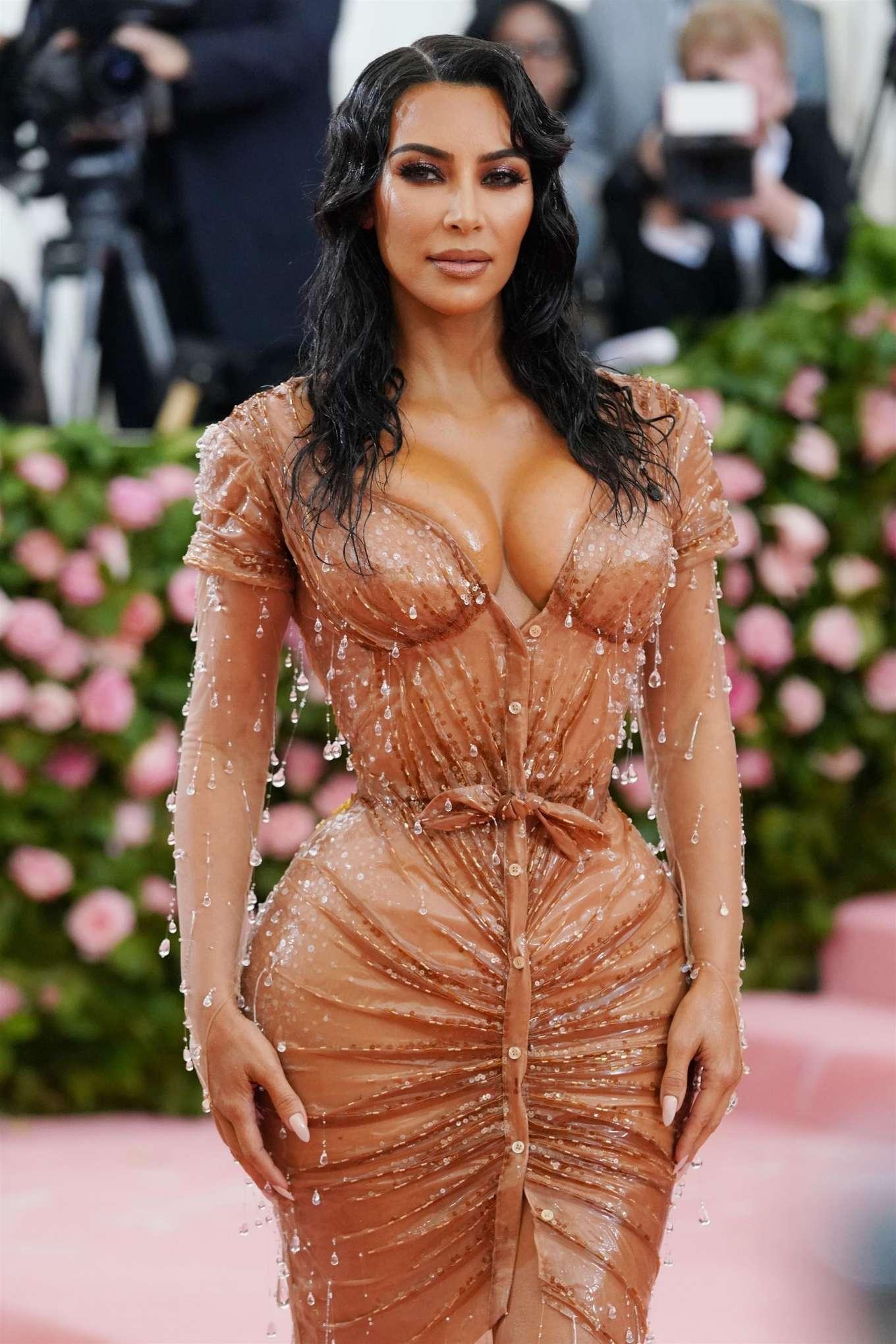Kim Kardashian 2019 : Kim Kardashian: 2019 Met Gala -10