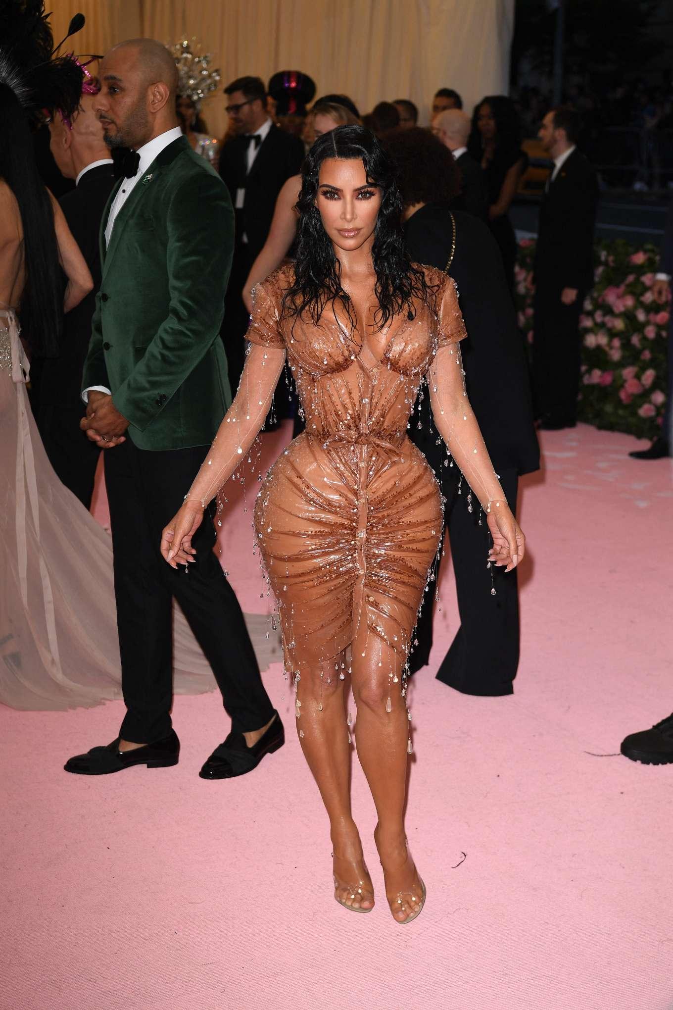 Kim Kardashian 2019 : Kim Kardashian: 2019 Met Gala -11
