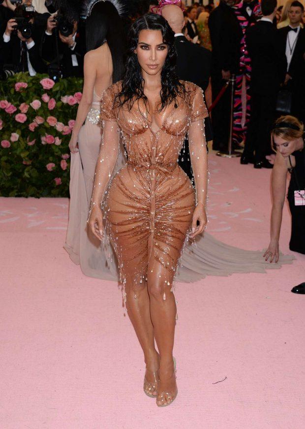 Kim Kardashian 2019 : Kim Kardashian: 2019 Met Gala -12