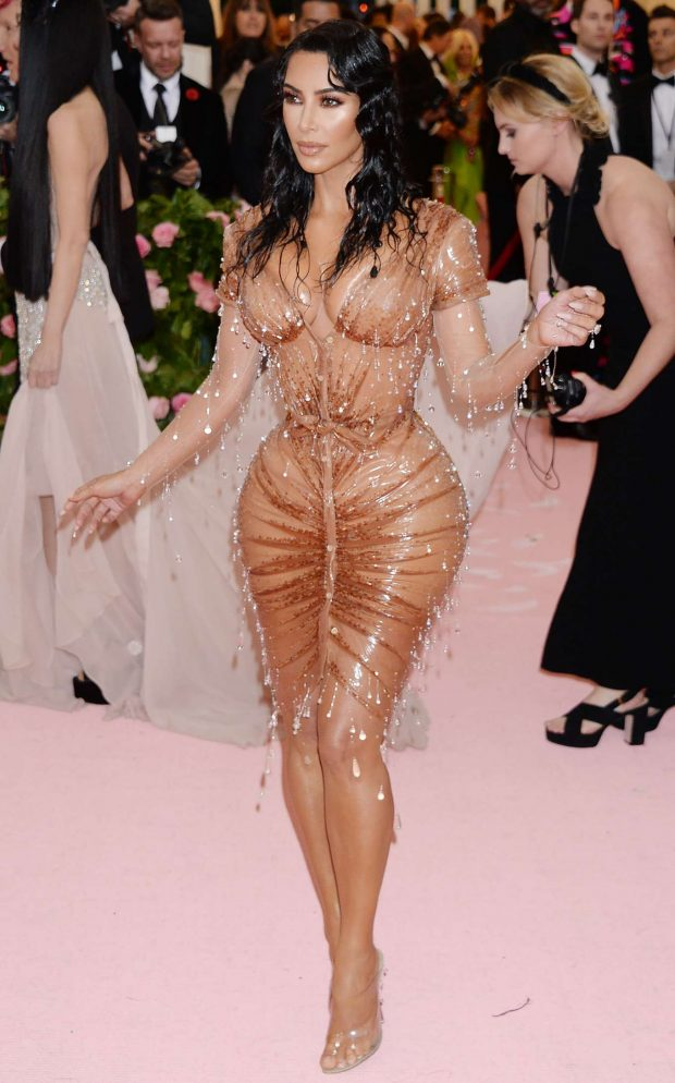 Kim Kardashian 2019 : Kim Kardashian: 2019 Met Gala -15